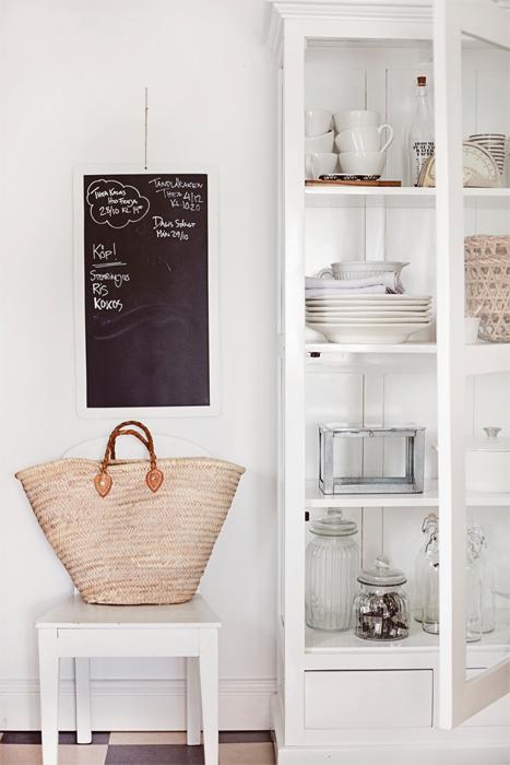 Vitrina cocina for Como decorar una vitrina